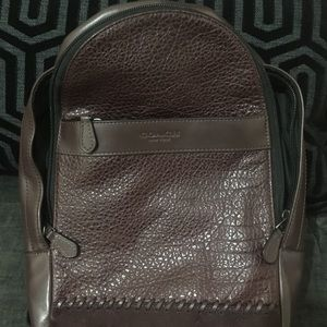 Men's Coach side bag
